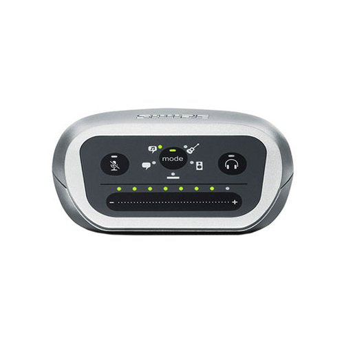 Shure MVI/A-LTG Motiv MVI IOS/USB Digital Audio Interface