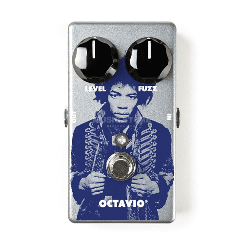 Dunlop Jhm6 Hendrix Octavio Pedal - Red One Music