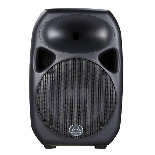 Wharfedale PRO TITAN X12 Blk Passive 12In Speaker - Black - Red One Music