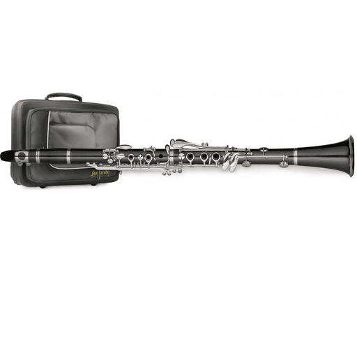 Levante Lv-Cl5101  Levante Lv-Cl5101 Bb Clarinet With Soft Case Included - Red One Music
