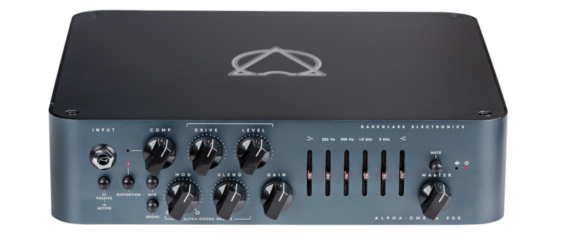 Darkglass ALPHA OMEGA 900 - 900W Bass Head