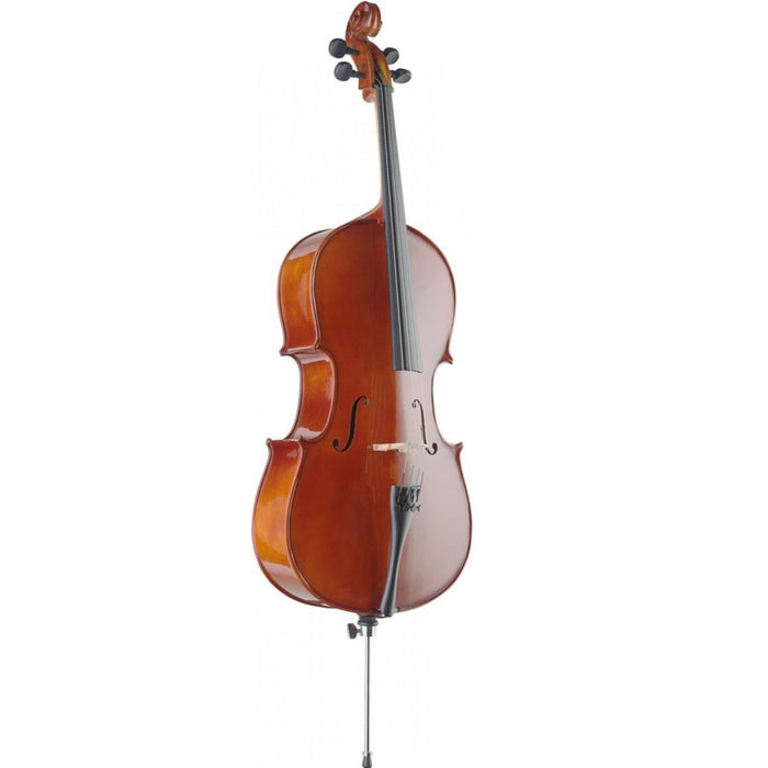 Stagg Vnc-4/4 L Play Wood Cello  With Soft Case