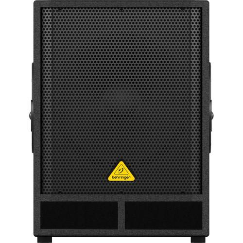 Behringer Vq1500D 15 Powered Subwoofer Professional 15 Powered Subwoofer With Built-In Stereo Crossover