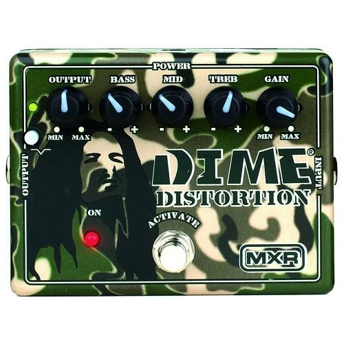 Mxr Dd-11  Dime Distortion - Red One Music