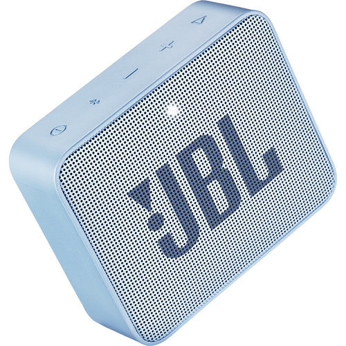 JBL GO 2 Portable Wireless Speaker (Icecube Cyan)