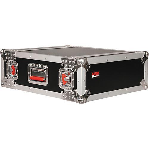 Gator G-Tour-4U Ata Wood Flight Rack Case - Red One Music