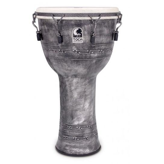 Toca Sfdmx-14Asb Freestyle Mechanically Tuned 14Rdquo Djembe With Bag