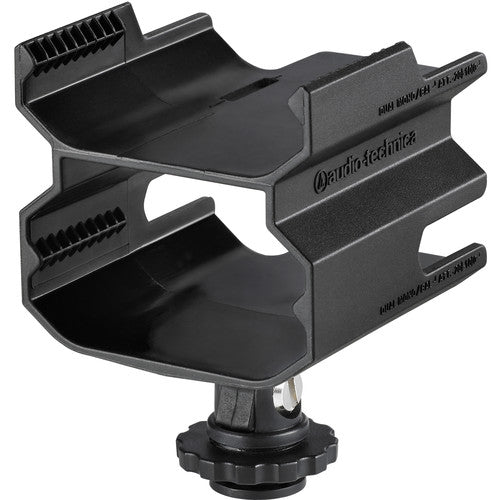 Audio-Technica AT8691 Camera Shoe Dual Mount