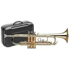 STAGG WS-TR215 BB TRUMPET WITH CASE INCLUDED
