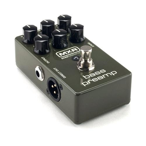 Mxr Jd-M80 Bass Di Pedal - Red One Music