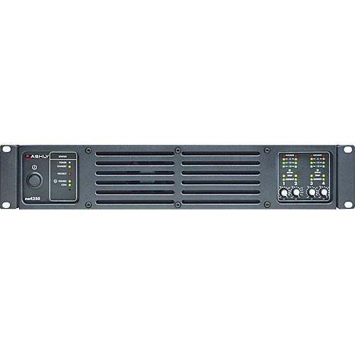 Ashly Ne4250.10Pe Network Enabled Four-Channel Amplifier 250W @ 100V