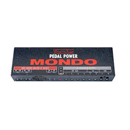 Alimentations Voodoo Lab Ppm Pedal Power Mondo - Red One Music