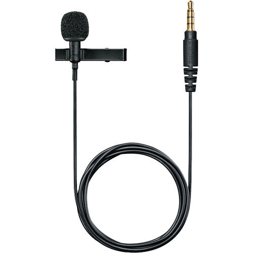 Shure MVL/A Motiv MVL IOS Lavalier Microphone - Red One Music