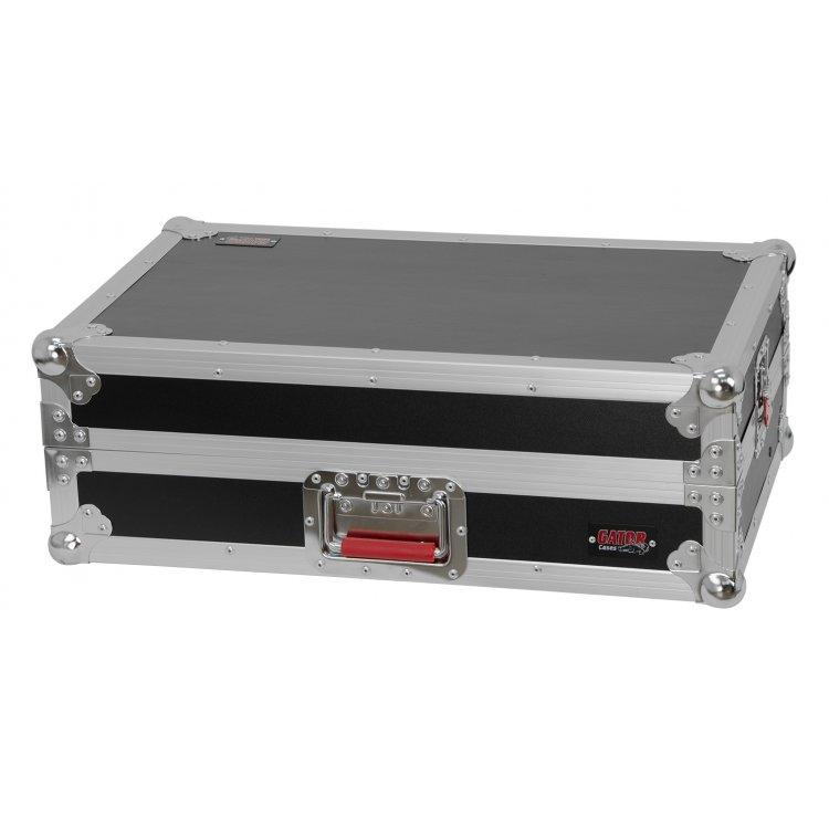 Gator Gtour-Dspunicntlb Gator G-Tour Dsp Dj Controller Case - Medium - Red One Music