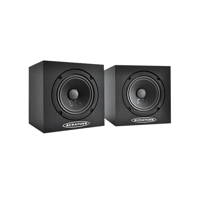 AURATONE 5C PAIR PASSIVE SUPER SOUND CUBE MONITOR