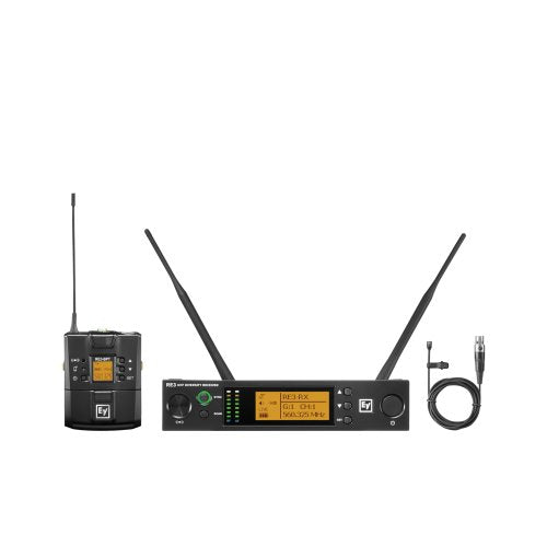 Electro-Voice RE3-BPOL Wireless Ol3 Lavalier Mic System