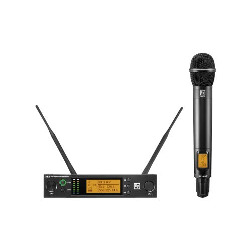 Electro-Voice RE3-ND76-5H Wireless Handheld Mic System (FREQ: 5H) - Red One Music