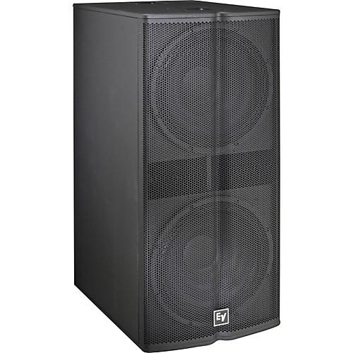 Electro-Voice TX2181 Tour-X Dual 18 Subwoofer Black - Red One Music