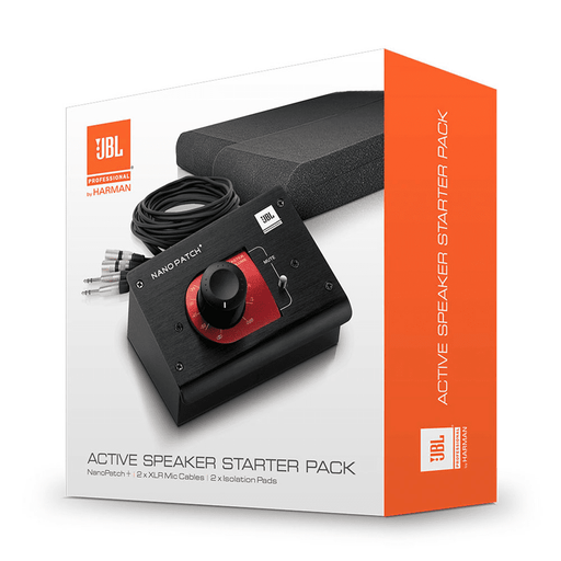 Pack d'amélioration JBL Actpack Studio Monitor - Red One Music