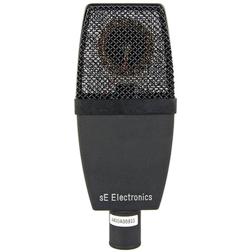 SE Electronics 4400A Large Diaphragm Multi-Pattern Condenser Microphone (Single Microphone)