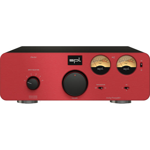 SPL ELECTOR Analog Preamp - Red