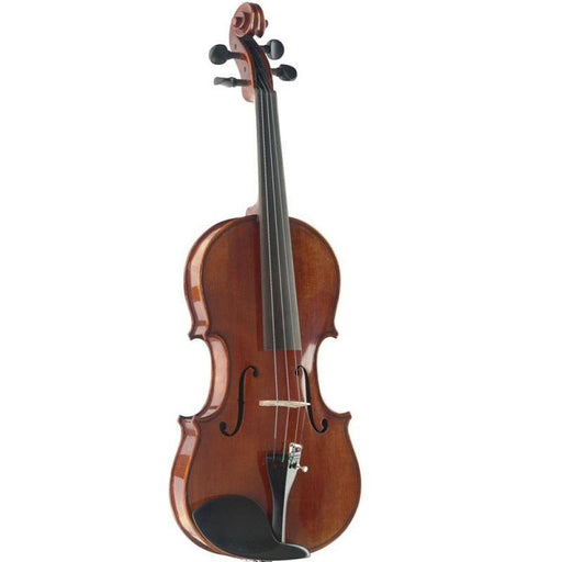 Stagg Vn-44 Hg 44 Hand-Varnished Solid Flamed Maple Violin With Deluxe Soft-Case