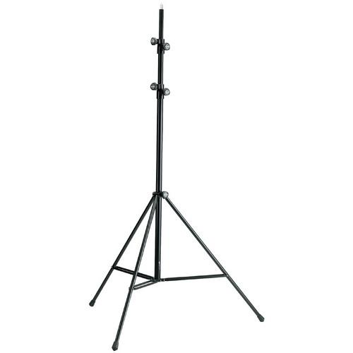 K&M 20811 Black Overhead Microphone Stand Black - Red One Music