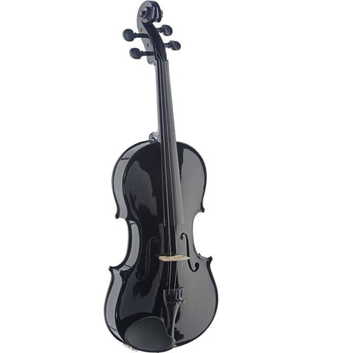 Stagg Vn44-Tbk  44 Solid Maple Violin With Standard-Shaped Soft-Case