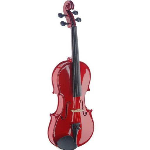 Stagg Vn444-Tr 44 Solid Maple Violin With Standard-Shaped Soft-Case