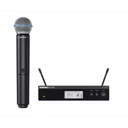 Shure Blx24R/B58 Wireless Handheld System Frequency J10
