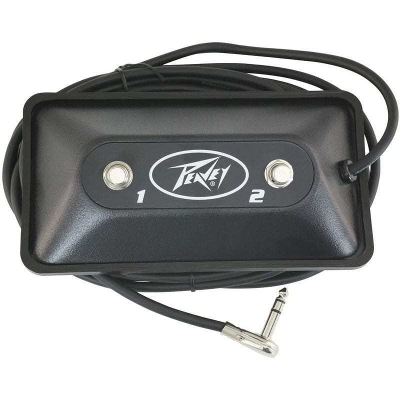 Peavey Multi-Purpose 2-Button Footswitch