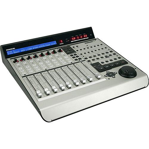 Mackie MCU Pro 8-channel Control Surface with USB - Red One Music