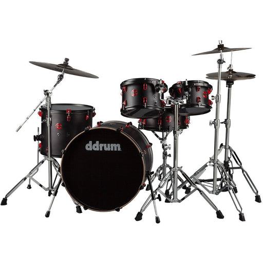DDrum HYBRID 5 PLAYER Hybrid 5-Piece Kit Player - Red One Music