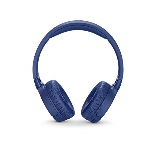 JBL TUNE 600BTNC Écouteurs sans fil On-Ear avec suppression active du bruit (bleu)