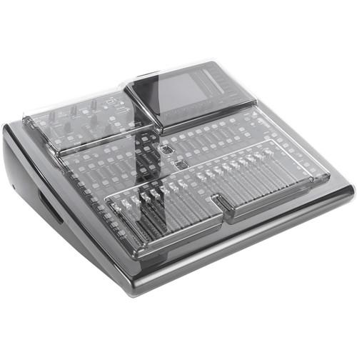 Decksaver Dsp-Pc-X32Compact Behringer X32 Compact Cover Smoked/clear