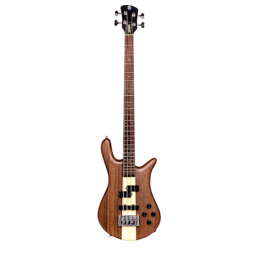 Spector Euro4Le1979 Euro 4 Limited Edition American Walnut Wings, Matte Finish