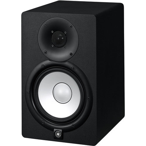 Yamaha HS7 Powered Studio Monitor Each (Black) - Red One Music