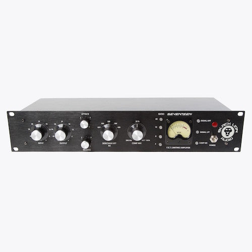 Black Lion Audio SEVENTEEN FET Limiting Amplifier with Custom Output Transformer - Red One Music