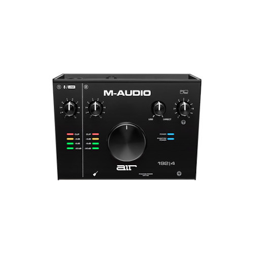 M-Audio AIR 192X4 Air 192X4 USB Audio Interface - Red One Music