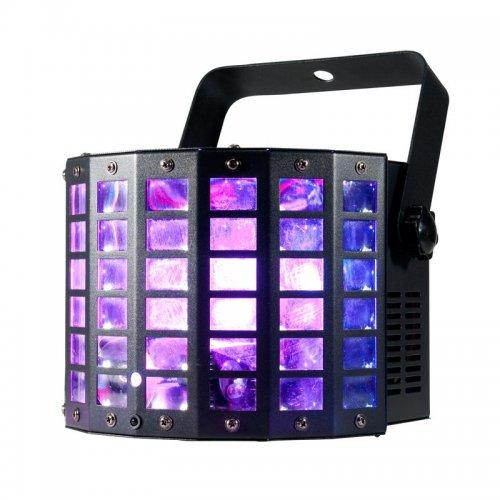 American DJ Mini-Dekker-Lzr Laser Amp Moonflower Effect Light