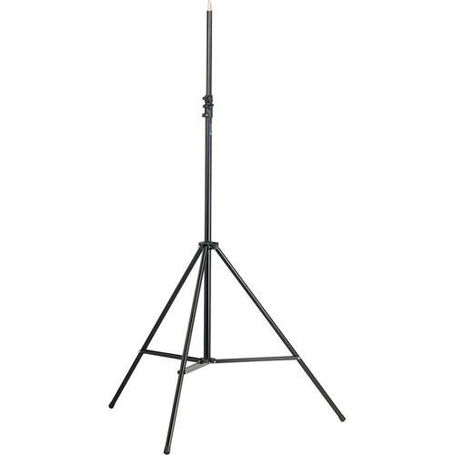 K&M 21411 Black Tall Overhead Microphone Stand - Red One Music