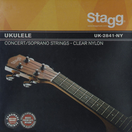 Cordes Ukulele Stagg UK-2841-NY - Red One Music