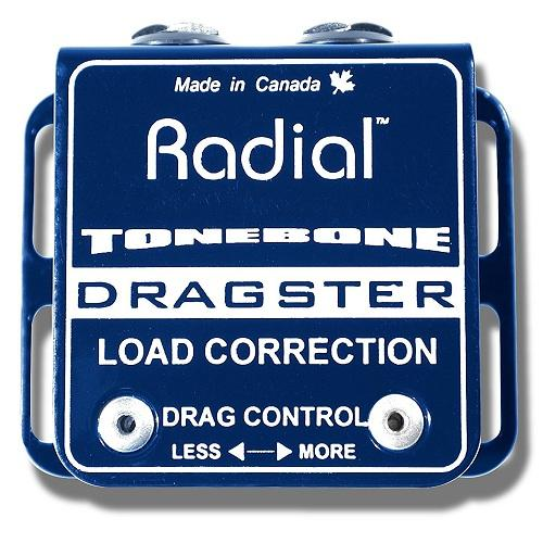 Radial Tonebone Dragster Load Correction Device - Red One Music
