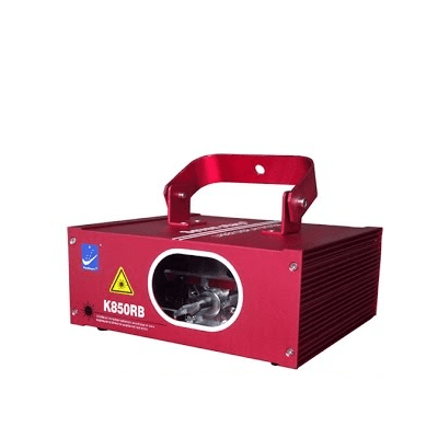 BIG DIPPER K850RB  BIGDIPPER K850RB RED BLUE LASER WITH DMX
