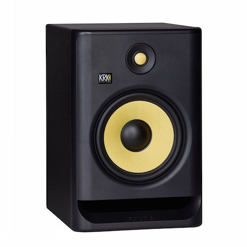 "KRK ROKIT RP8-G4 8"" 2-Way Active Studio Monitor (Black) - Red One Music"