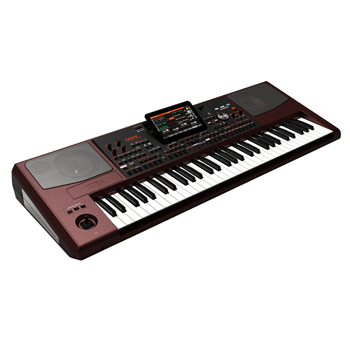 Korg PA1000 61-Key Pro Arranger With Speakers - Red One Music