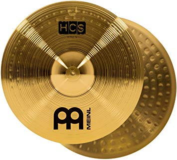 Meinl HCS14H Hi-Hats - 14 inch - Red One Music