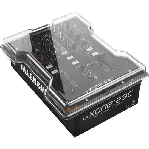 Decksaver Dsle-Pc-Xone23 Cover Cover For The Allen Amp Heath Xone 23 Mixer