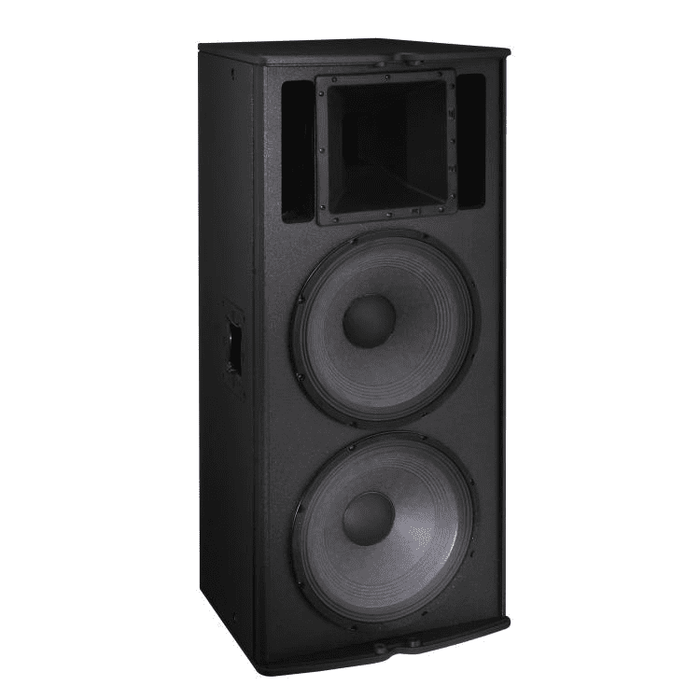 Electro-Voice TX2152 Tour-X 2-Way Dual 15 PA Speaker Black - Red One Music