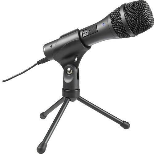 AT2005USB CARDIOID DYNAMIC USBXLR MICROPHONE